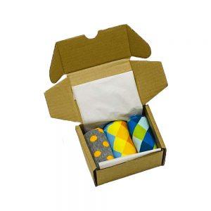 3 Sock Box