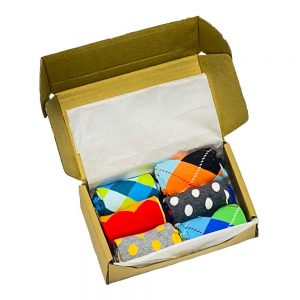 6 Sock Box