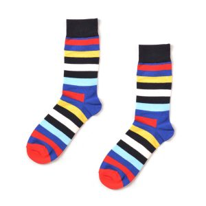 Striped Funky Patterned Socks